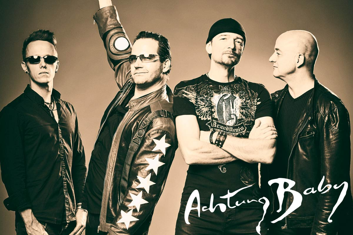 Achtung Baby U2 Tribute Show
