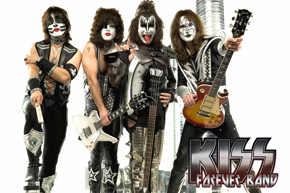 Kiss Forever Band KISS Tribute mit Auszeichung!