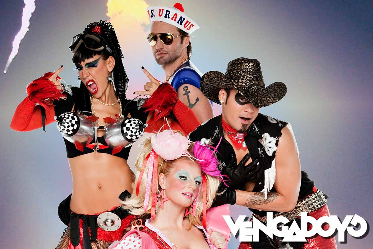 Vengaboys Europe's #1 90s Party Act!