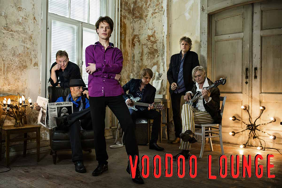Voodoo Lounge More than a Rolling Stones Tribute Show